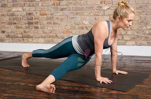4 động tác tay tập giảm cân nhanh