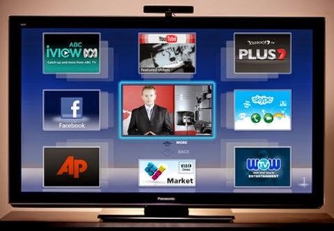 Những Tính năng thông minh trên TV Panasonic