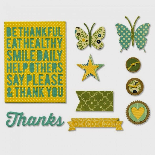 Be Thankful : Jillibean Soup