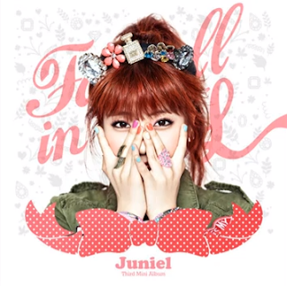 Juniel (주니엘) - Fall in L [3rd Mini Album]