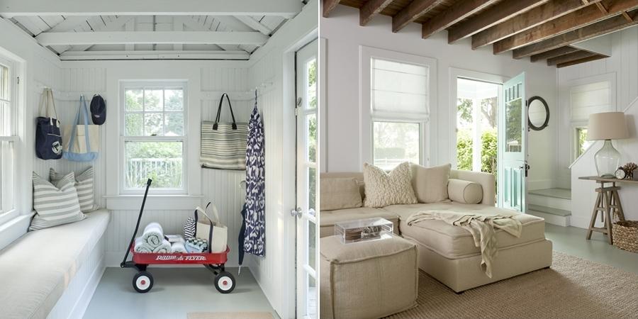 wystrój wnętrz, wnętrza, urządzanie mieszkania, dom, home decor, dekoracje, aranżacje, Hamptons style, styl Hamptons, styl skandynawski, scandinavian style, cottage by the sea, domek nad morzem, letni dom, białe wnętrza