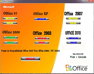 officel Download   Office Collection   Português BR + Crack + Serial