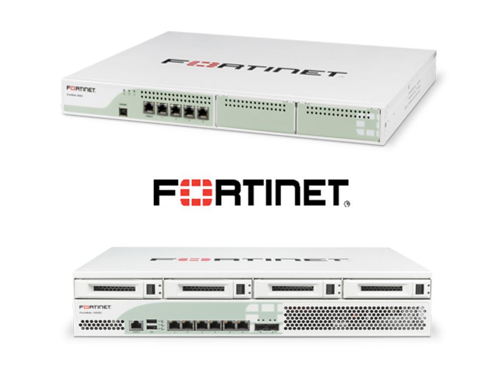 FortiWeb 4000E and 3000E Web Application Firewalls (WAFs)
