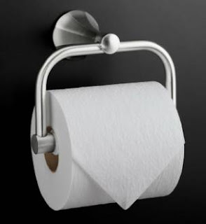 Budaya Tisu di Toilet