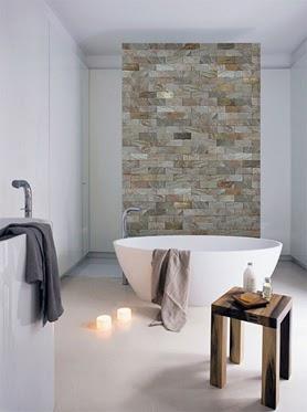 Pavimentos y revestimientos bilbao decorar paredes - Plaqueta decorativa piedra ...