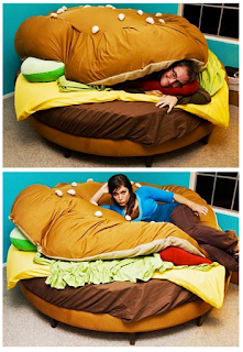 Hamburger Bedding