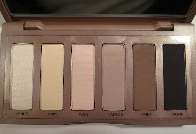 Urban Decay Naked Basics SHADOWS