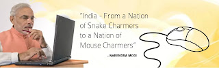 Narendra Modi Facebook e-governance Timeline Covers