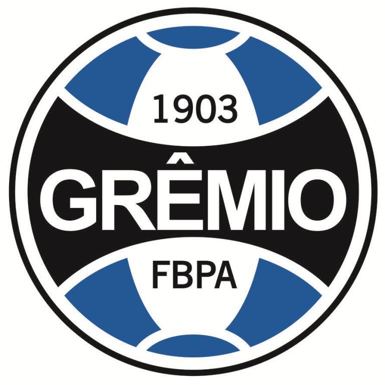 Escudo do Grêmio vetorizado no Corel Draw compatível com qualquer ...