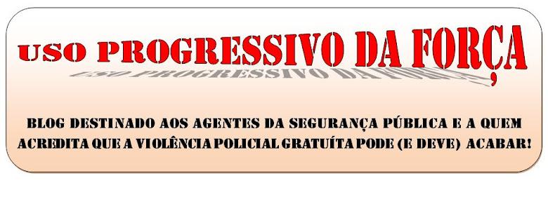 USO PROGRESSIVO DA FORÇA