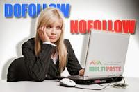 Dofollow dan Nofollow