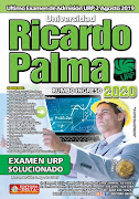 Examen U. Ricardo Palma 2019-2