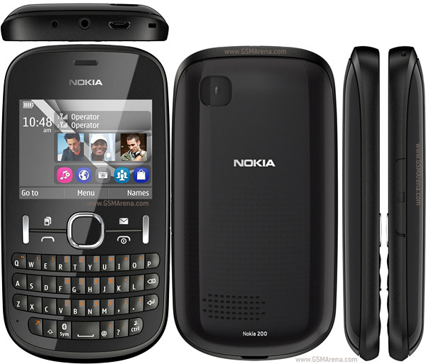 Nokia Asha 200 review