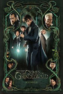 Animais Fantásticos: Os Crimes de Grindelwald Legendado Online