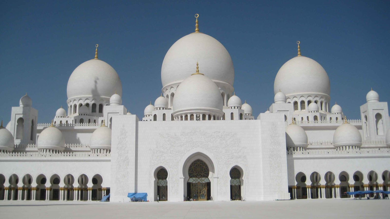 Cool Images Sheikh Zayed Mosque
