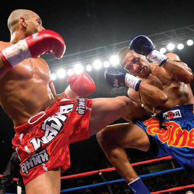 Koh Samui Thai boxing Muay Thai