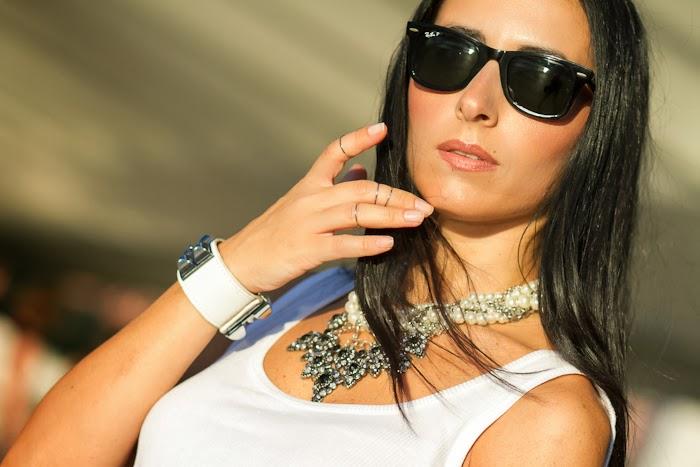 Collar perlas New Collection Zara