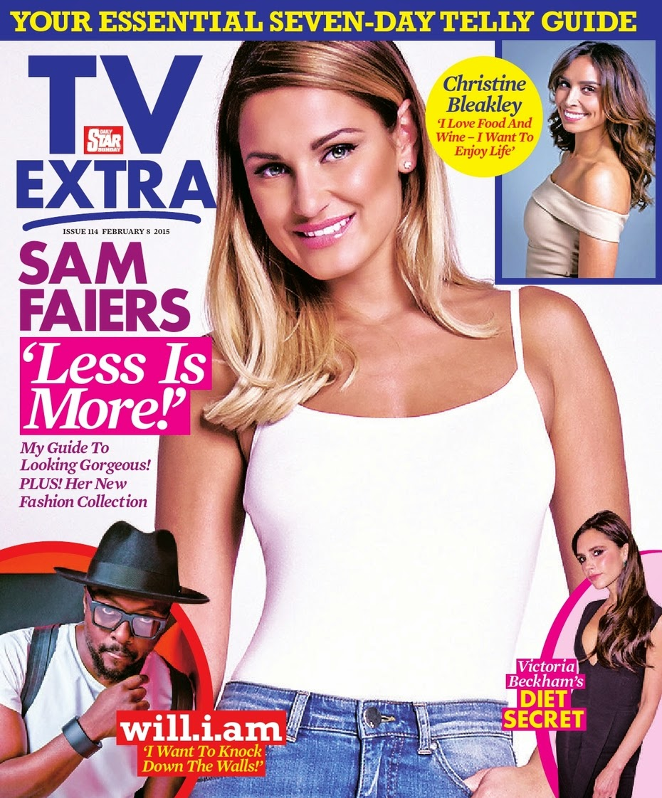 Glamour Model, Reality Tv Star: Sam Faiers - TV Extra