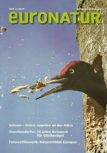 """PUBLICAÇÃO NA REVISTA ALEMÃ """"EURONATUR"""""""