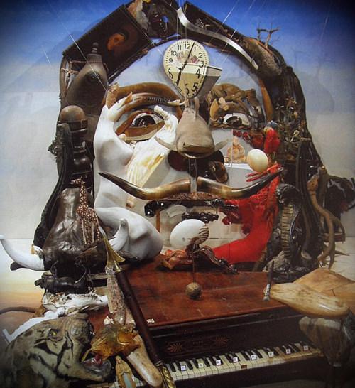 bernard pras esculturas anamorficas