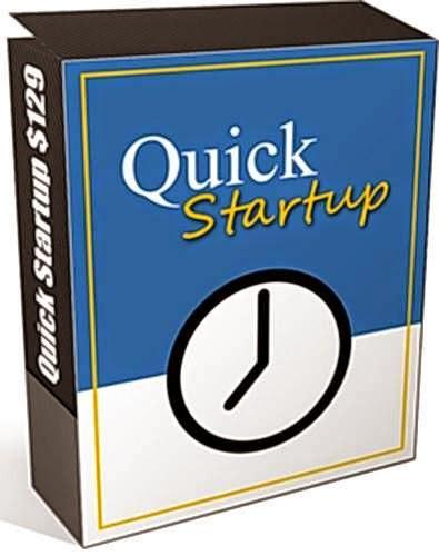 برنامج quick startup 2014 لتسريع الويندوز
