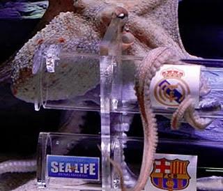 Famous Real Madrid fans Iker%2Bthe%2Boctopus