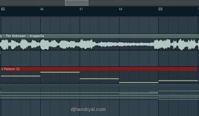cari nada dasar vocal lagu dengan bass note