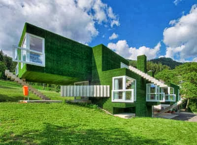 rumah unik kreatif