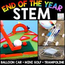 End of the Year STEM