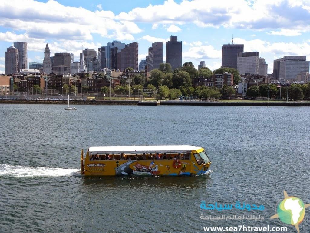 معالم بوسطن السياحية