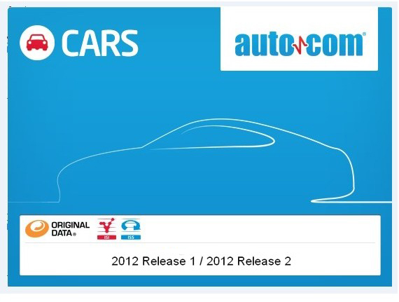 Autocom CDP 2012 Release 2 and Release 3 Software Download and
