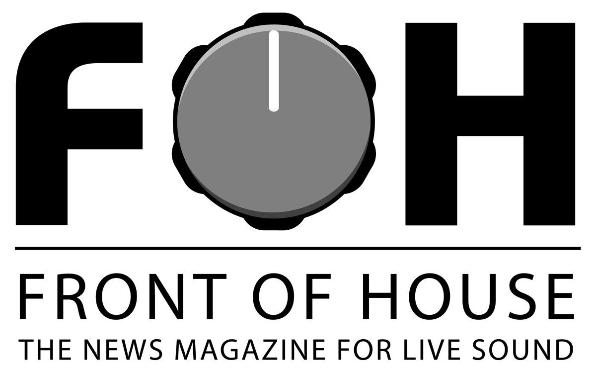 front of house magazine