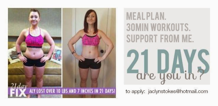 21 Day Fix Challenge Results