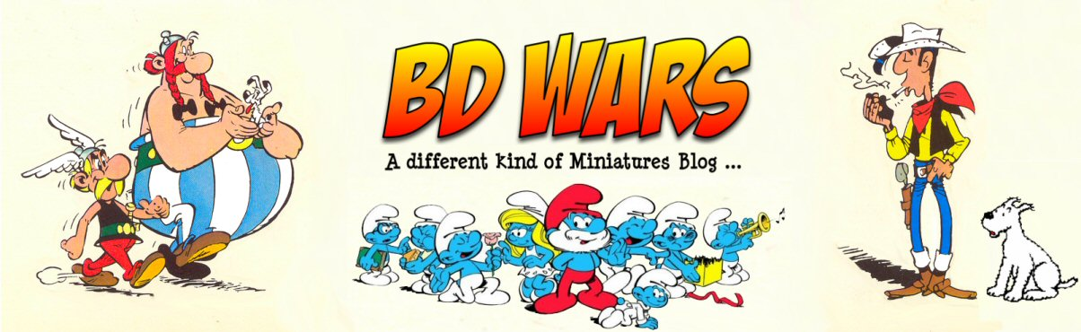 BD Wars