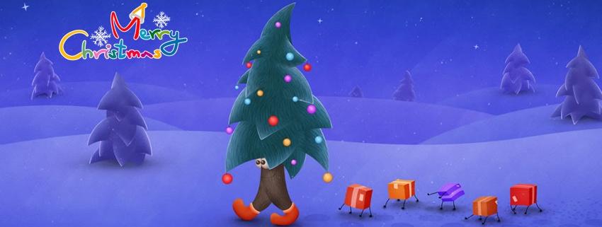 Ảnh bìa giáng sinh 2012