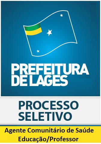 Concurso da Prefeitura de Lages-SC: Processo seletivo Educação e Saúde
