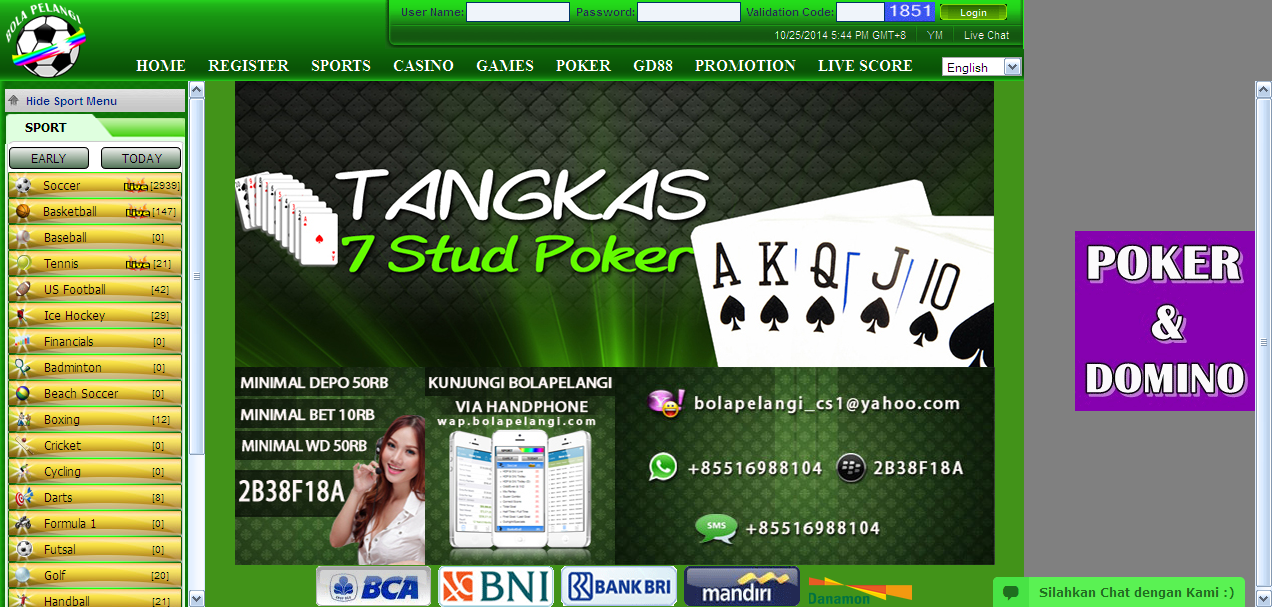 sbobet android indonesia