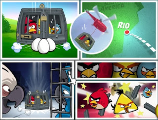 Game Angry Birds Rio 1.4.4