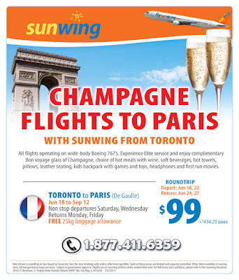 Turistang barat march 2012 for Best flights to paris