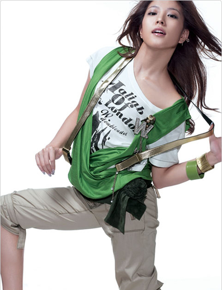 BOA KWON - KOREAN TOP MODEL
