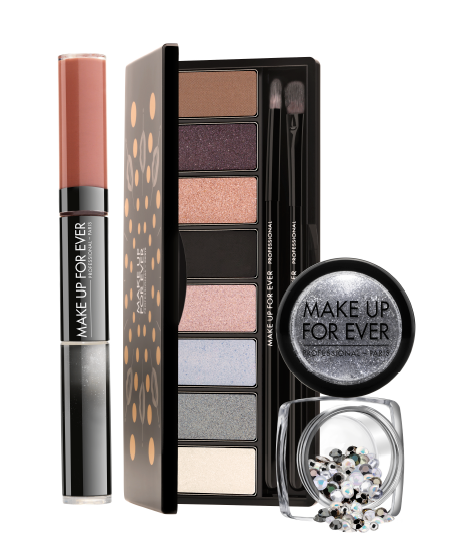 paleta de fiesta de make up for ever