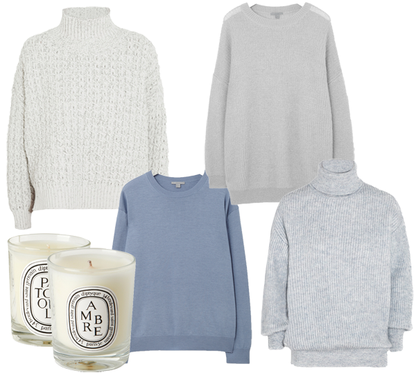 Cosy Wool Jumpers Diptyque Amber