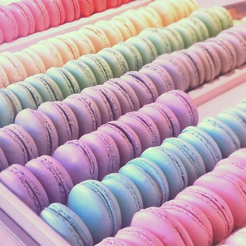 GwapaCDO: Bourbon St. Bistro's French Macarons