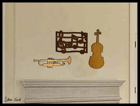 Free musical scroll saw patterns