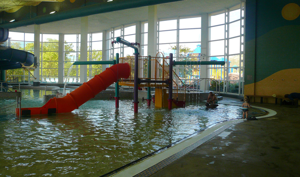 Play St Louis The Heights Aquatic Center Indoor Pool Richmond Heights