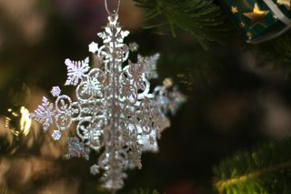 photo of Christmas tree ornament