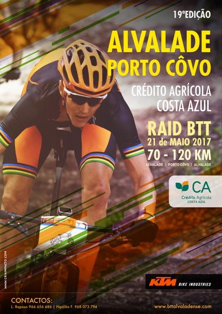 Alvalade - Porto Covo - Alvalade