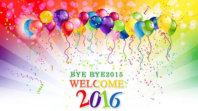 Xmas And New Year Wallpaper 2016