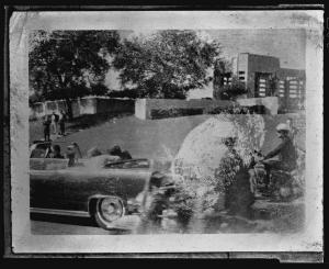 Mary Moorman's famous polaroid