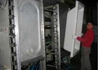 Горячее формование и производство полуфабрикатов ванны Vitra